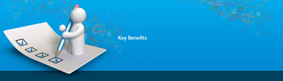 InfaERP Key Benefits